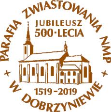 Parafia  pw. Zwiastowania NMP  w Dobrzyniewie Kościelnym